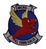 MCAS El Toro, CA Patch