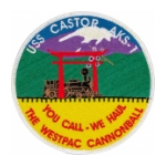 Navy Cargo Ship Patches (AKS)