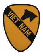 1st Cavalry Division Vietnam Patch (Dress)