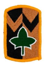 4th Support Brigade Patch