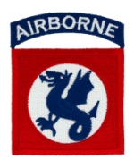 508th Regimental Combat Team Patch