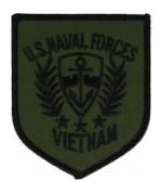 Navy Vietnam Patches
