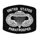 United States Paratrooper Patch