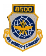 8500 Air Mobility Command Patch with Velcro®