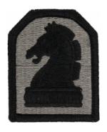2nd Military Intelligence Command Patch Foliage Green (Velcro Backed)
