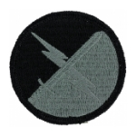1st Information Operations Command Patch Foliage Green (Velcro Backed)