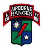 Ranger Patches