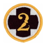 Medical Brigade Patches