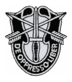 Special Forces Crest Flash