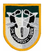 Special Forces Group JFK Center Flash