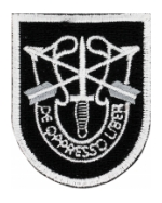 5th Special Forces Group Flash w/ Insignia