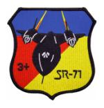 Air Force SR-71 Patches