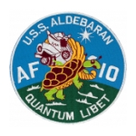 Navy Provisional Ship Patches (AF)