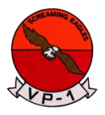 Navy Patrol Squadron Patches (VP)