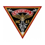 MCAS Beaufort, S.C. Patch