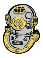 MK 5 Diver Patch