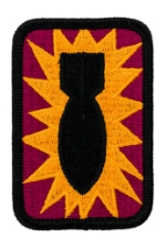 52nd Ordnance Group Patch