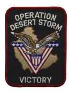 Operation Desert Storm Victory Patch