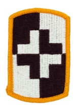 4th Medical Brigade Patch