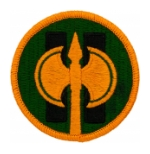 11th Military Police Brigade Patch