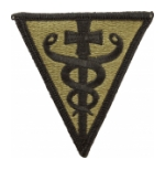 3rd Medical Command Scorpion / OCP Patch With Hook Fastener