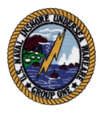 Navy Group and Task Force Patches