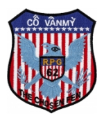 River Patrol Group 62 Co Vanmy The Chosen Fen Patch