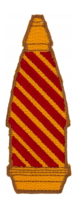 9th Artillery Division Patch