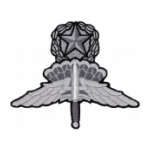 Air Force Master Halo Patch