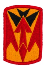 35th Air Defense Artillery Patch