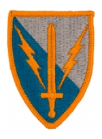 201st Military Intelligence Brigade Patch