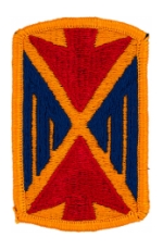 10th Air Defense Artillery Patch