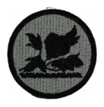 Alabama National Guard Headquarters Patch Foliage Green (Velcro Backed)