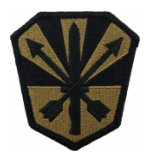 Arizona National Guard Headquarters Scorpion / OCP Patch With Hook Fastener