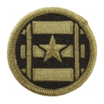 3rd Transportation Agency Scorpion / MultiCam OCP Patch With Hook Fastener