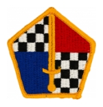 Military Entrance and Processing Patch