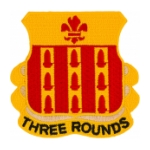 Field Artillery Regiment Patches
