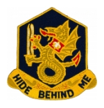 Chemical Brigade / Battalion Patches