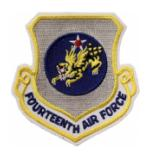 Fourteenth Air Force Patch