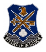 1st Brigade 101st Airborne Division Patch