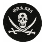 Special Forces ODA-925 Patch