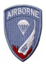 187th Regimental Combat Team Patch