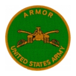 United States Army Armor Patch