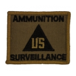 Ammunition Surveillance Patch