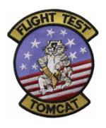 Tomcat Flight Test Patch