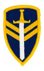 Support Brigade Patches