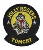 Tomcat Jolly Rogers Patch