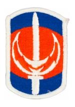 359 Signal Brigade Desert Patch Other Militaria