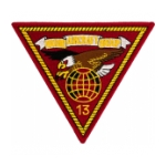 Marine Aircraft Group 13 Patch