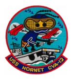 USS Hornet CVA-12 Ship Patch